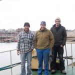 Embarr's crew