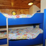 Cabin with Double Bunk Top Embarr