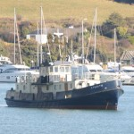 Embarr Anchored in Kinsale