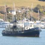 Embarr Anchored in Kinsale