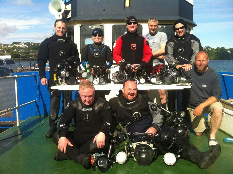 Advanced Underwater Photographic Workshop